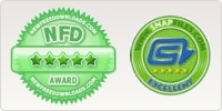 NFD Award - Snap Files 5 Stars