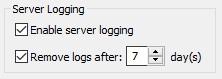 server-logging